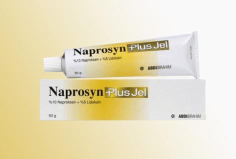 Naprosyn Plus Jel Neye Yarar, Yan Etkileri?